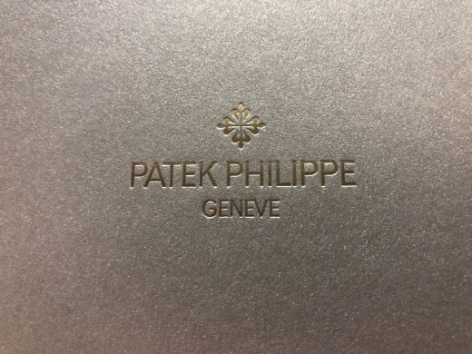 I\'ve received a beautiful christmas card from Patek Philippe today_c0128818_18560185.jpg