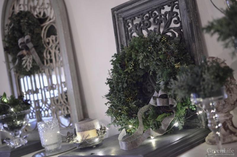 Christmas wreath_f0321522_17100172.jpg