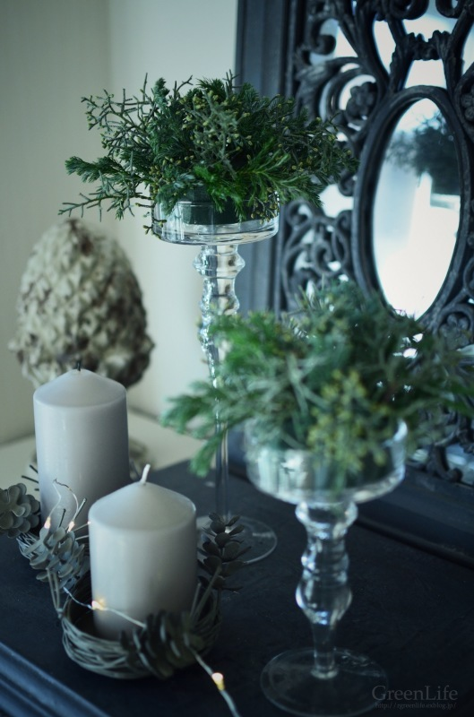 Christmas wreath_f0321522_17112922.jpg