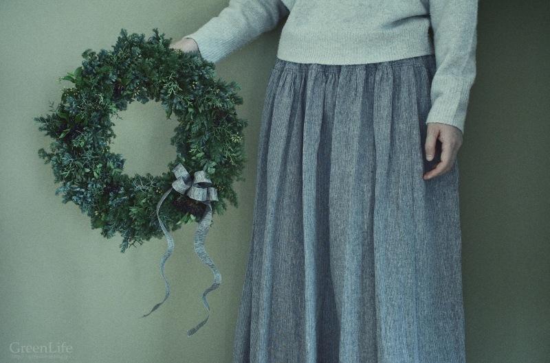 Christmas wreath_f0321522_17302981.jpg