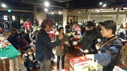2017年12月17日 Xmas Party _b0317459_11360548.jpg