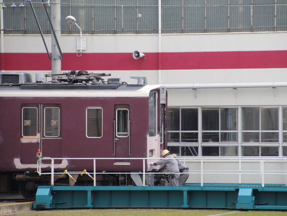 阪急8004F 定期検査 正雀みたまま_d0202264_18271746.jpg