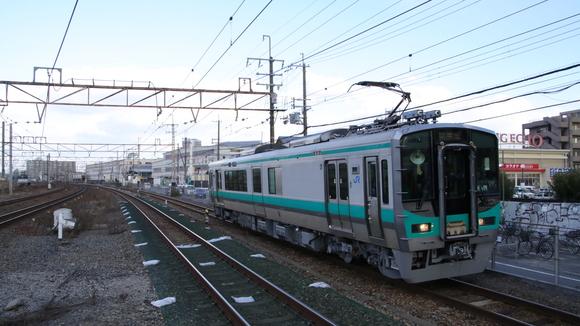 敦賀地域鉄道部 金ツル 125系 試運転_d0202264_1935218.jpg