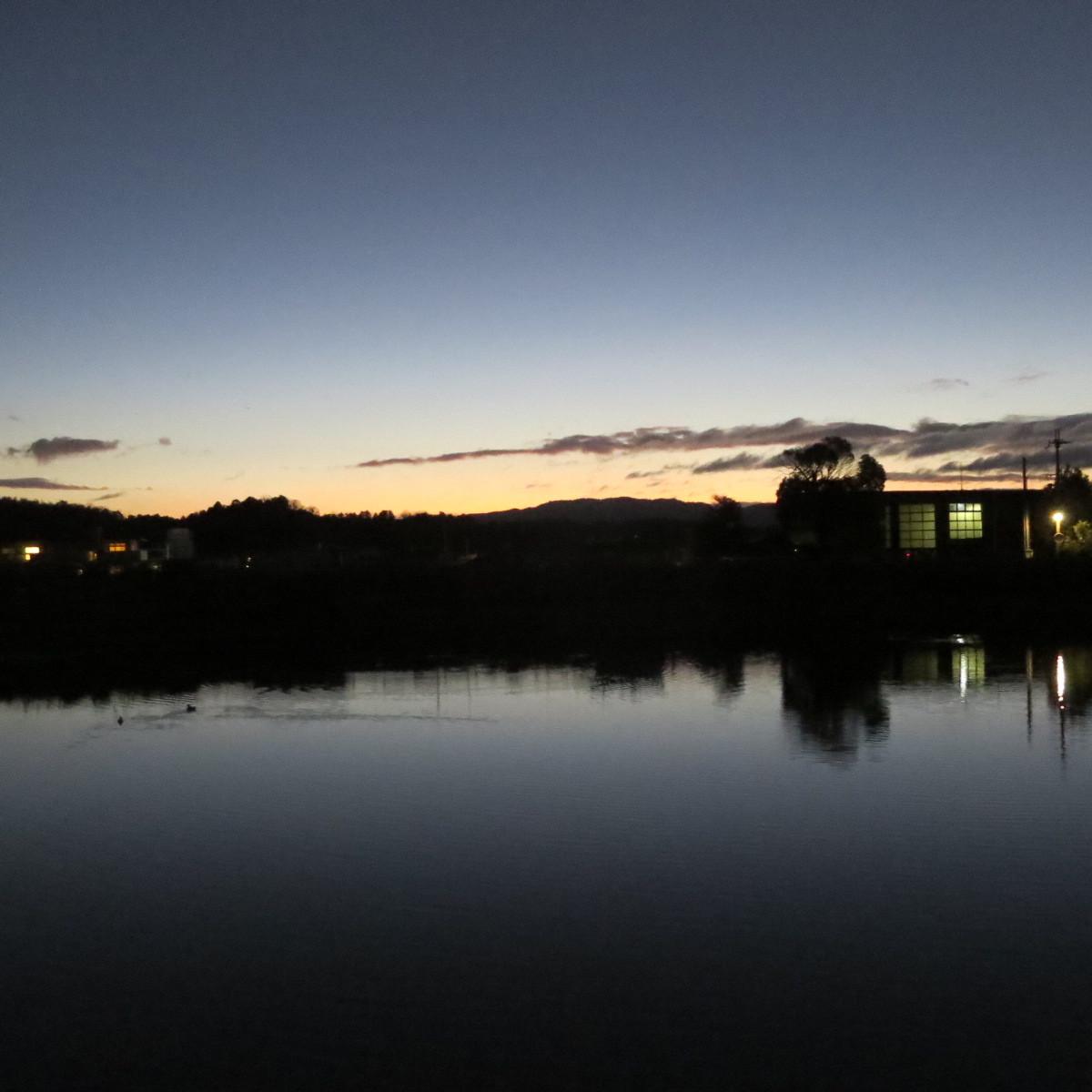 いぬい池の朝~冬~_c0001670_22222268.jpg