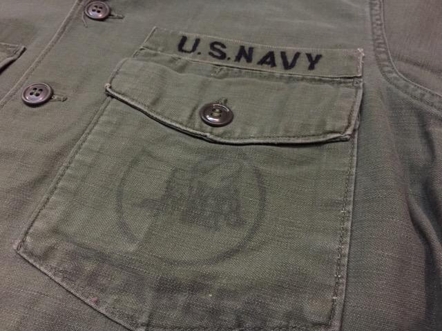 12月23日(土)大阪店スーペリア入荷!#6 U.S.Navy編!Shipboard JKT!!_c0078587_2341310.jpg