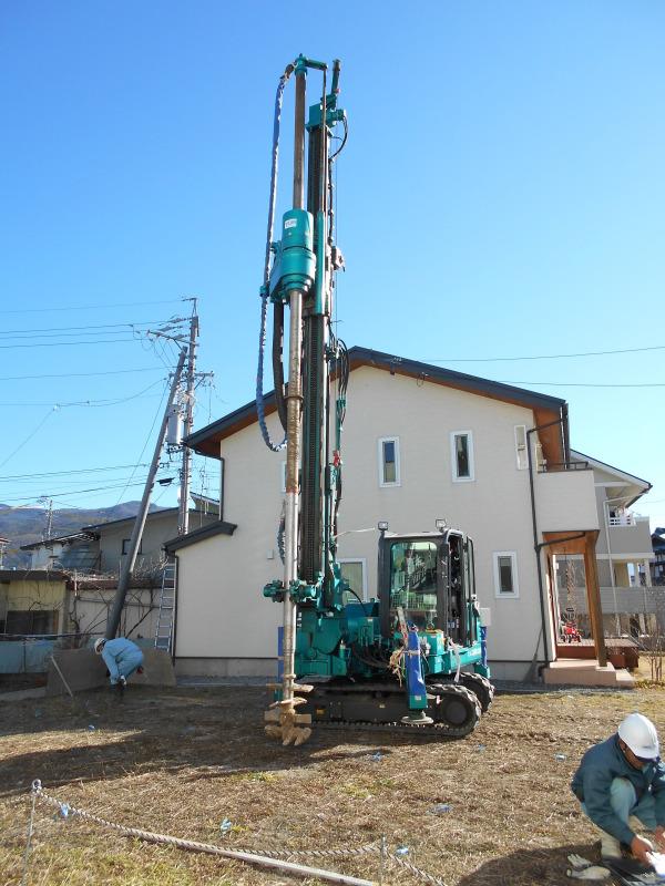 下諏訪町 M様邸 地盤改良・基礎工事_e0347716_09325018.jpg