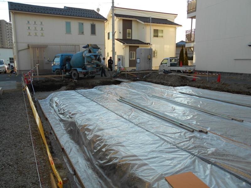 下諏訪町 M様邸 地盤改良・基礎工事_e0347716_09363903.jpg