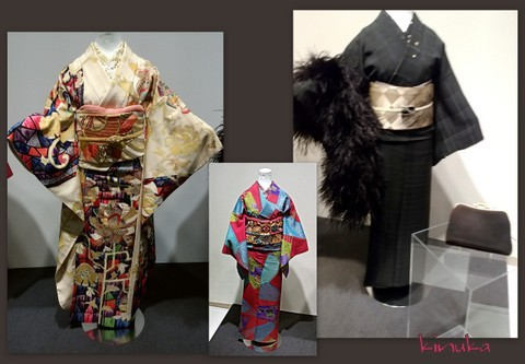 「池田重子横浜スタイル展」:昔きもの~現代KIMONO_f0205317_06480924.jpg