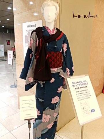 「池田重子横浜スタイル展」:昔きもの~現代KIMONO_f0205317_06545449.jpg