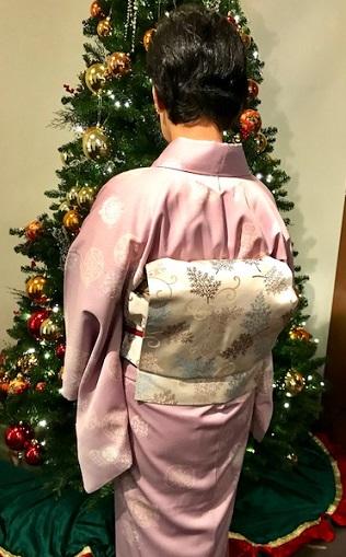 クリスマス会・野村エミさん・まいづるのもみの木のような帯_f0181251_17353258.jpg