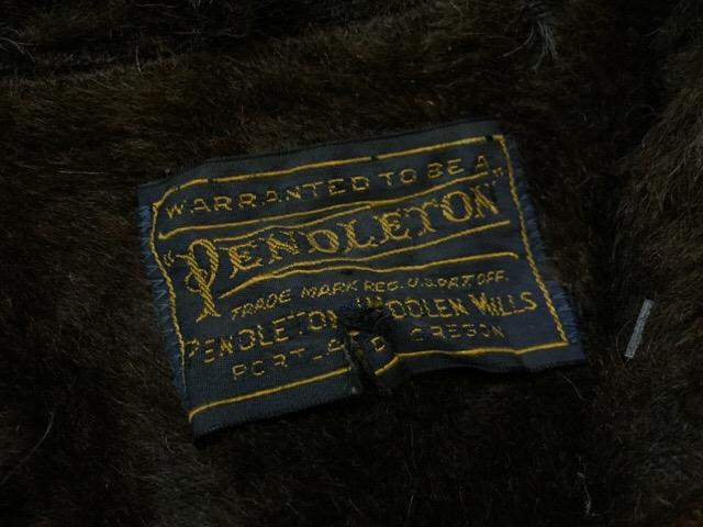 12月23日(土)大阪店スーペリア入荷!#7 Pendleton編!!_c0078587_13535580.jpg