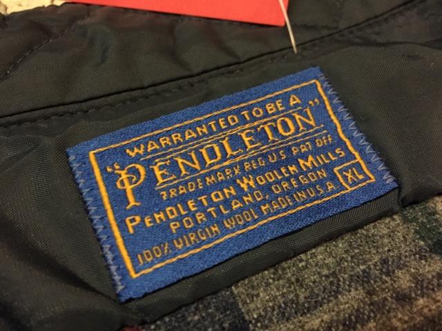 12月23日(土)大阪店スーペリア入荷!#7 Pendleton編!!_c0078587_14364852.jpg