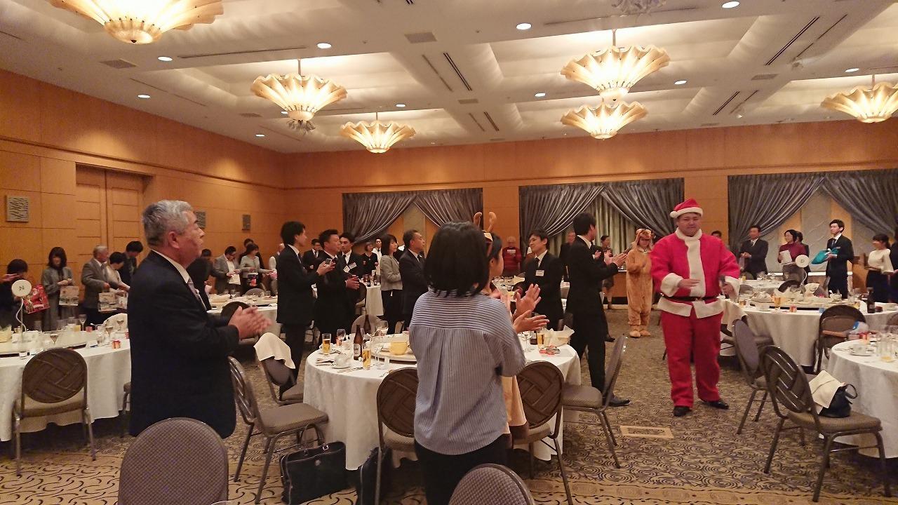 第19回 クリスマス親睦会を開催いたしました_e0190287_21104298.jpg