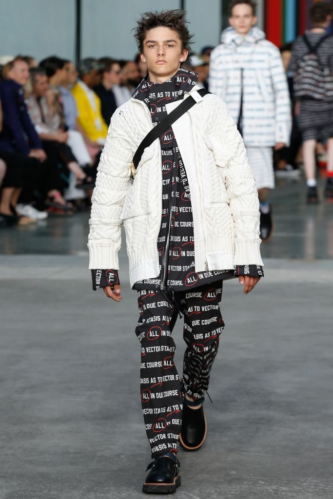sacai - 18SS COLLECTION 12.23(Sat.) Debut._c0079892_1852874.jpg
