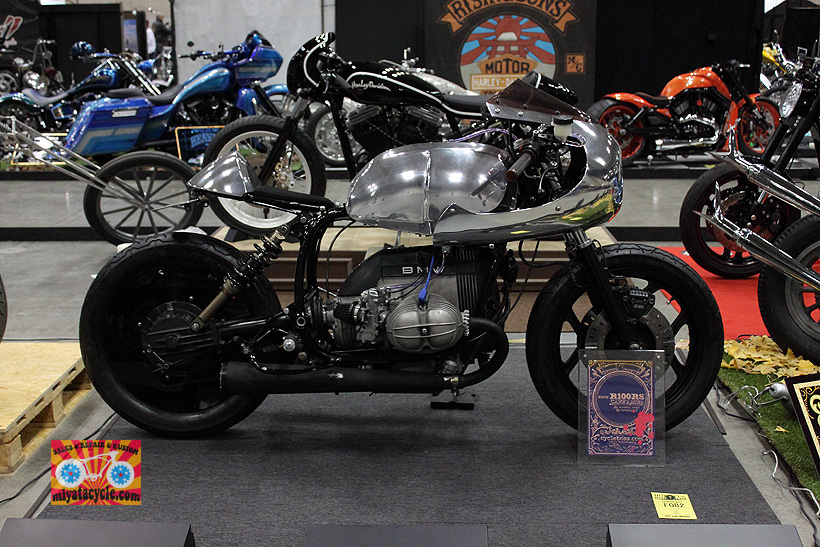 『 26th YOKOHAMA HOT ROD CUSTOM SHOW 』エントリーのモーターサイクル 1_e0126901_12382336.jpg