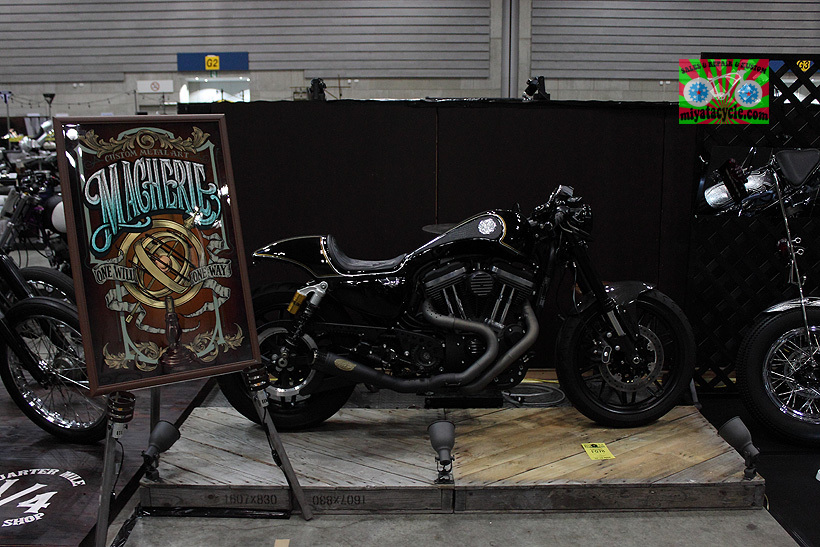 『 26th YOKOHAMA HOT ROD CUSTOM SHOW 』エントリーのモーターサイクル 1_e0126901_12383305.jpg