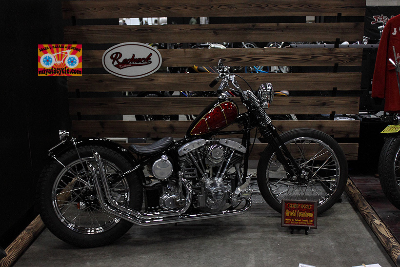 『 26th YOKOHAMA HOT ROD CUSTOM SHOW 』エントリーのモーターサイクル 1_e0126901_12384914.jpg