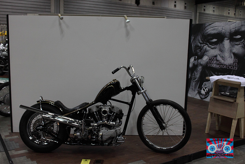 『 26th YOKOHAMA HOT ROD CUSTOM SHOW 』エントリーのモーターサイクル 1_e0126901_12385504.jpg