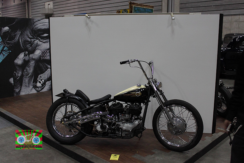 『 26th YOKOHAMA HOT ROD CUSTOM SHOW 』エントリーのモーターサイクル 1_e0126901_12385888.jpg