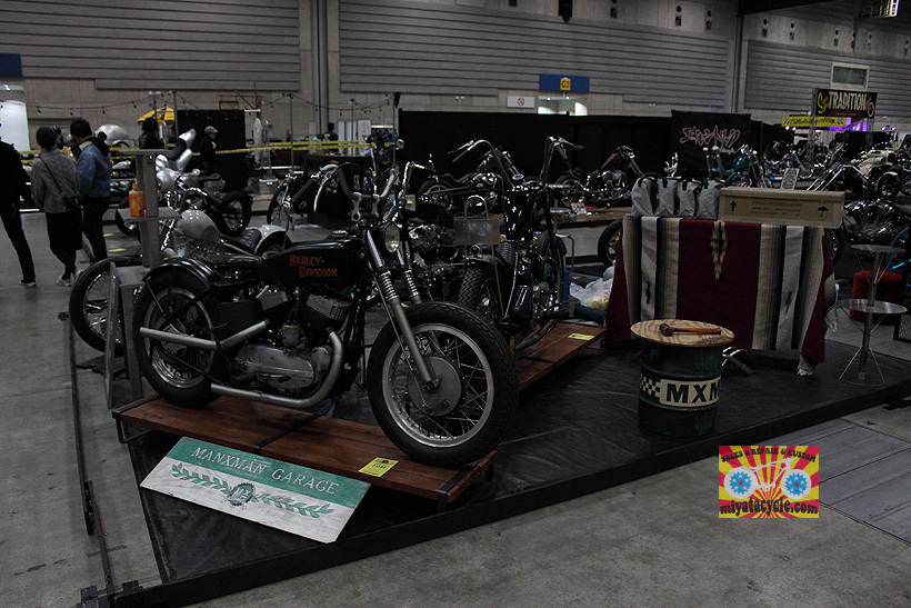 『 26th YOKOHAMA HOT ROD CUSTOM SHOW 』エントリーのモーターサイクル 1_e0126901_12390586.jpg