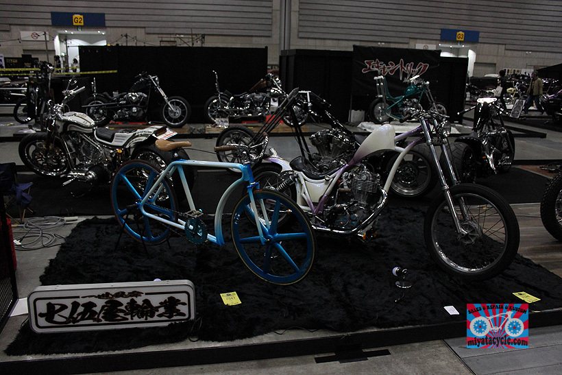 『 26th YOKOHAMA HOT ROD CUSTOM SHOW 』エントリーのモーターサイクル 1_e0126901_12390822.jpg
