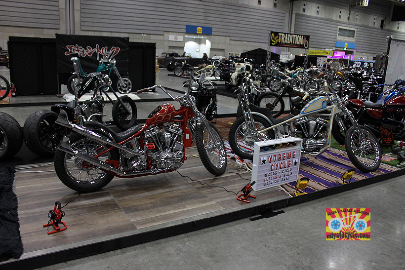 『 26th YOKOHAMA HOT ROD CUSTOM SHOW 』エントリーのモーターサイクル 1_e0126901_12393102.jpg