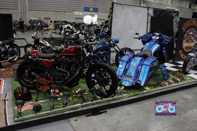 『 26th YOKOHAMA HOT ROD CUSTOM SHOW 』エントリーのモーターサイクル 1_e0126901_12393451.jpg