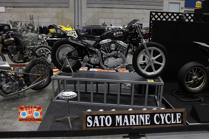 『 26th YOKOHAMA HOT ROD CUSTOM SHOW 』エントリーのモーターサイクル 1_e0126901_12393718.jpg
