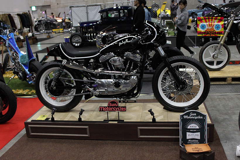 『 26th YOKOHAMA HOT ROD CUSTOM SHOW 』エントリーのモーターサイクル 1_e0126901_12394011.jpg