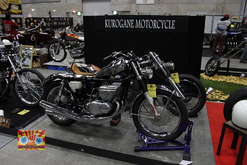 『 26th YOKOHAMA HOT ROD CUSTOM SHOW 』エントリーのモーターサイクル 1_e0126901_12395033.jpg