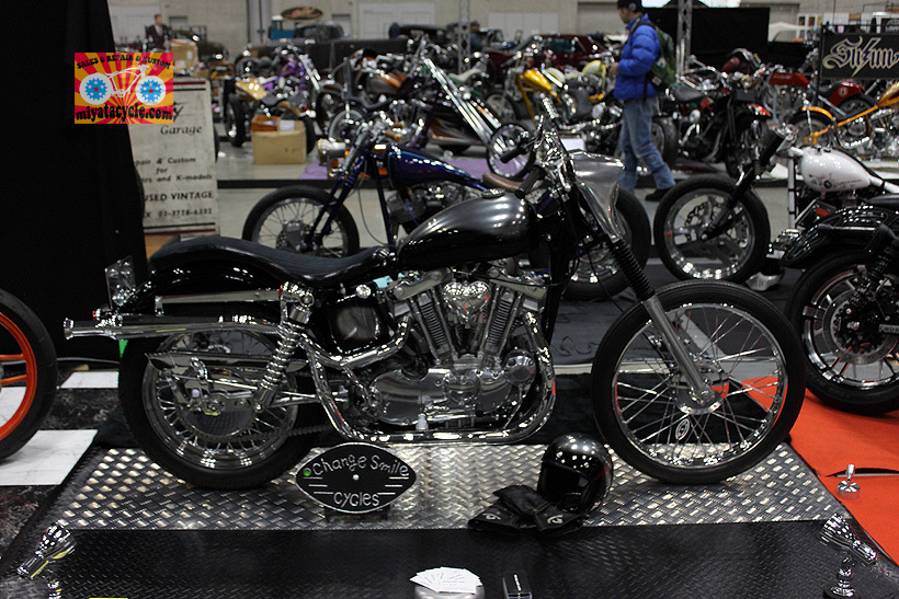 『 26th YOKOHAMA HOT ROD CUSTOM SHOW 』エントリーのモーターサイクル 1_e0126901_12395324.jpg