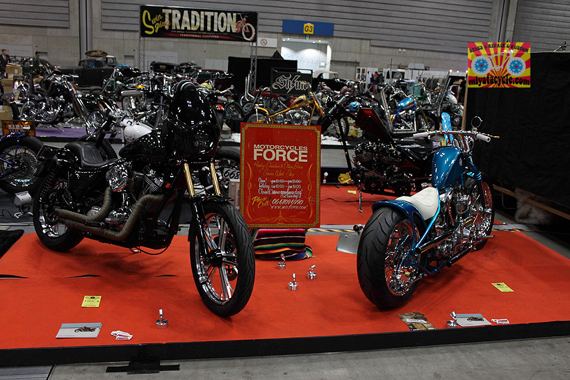『 26th YOKOHAMA HOT ROD CUSTOM SHOW 』エントリーのモーターサイクル 1_e0126901_12400142.jpg