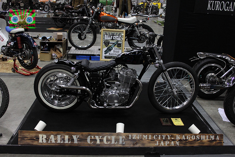 『 26th YOKOHAMA HOT ROD CUSTOM SHOW 』エントリーのモーターサイクル 1_e0126901_12400415.jpg