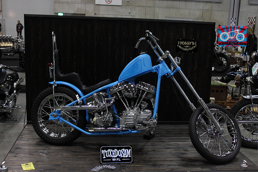 『 26th YOKOHAMA HOT ROD CUSTOM SHOW 』エントリーのモーターサイクル 1_e0126901_12401015.jpg