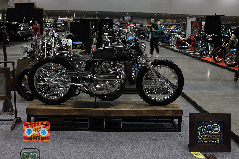 『 26th YOKOHAMA HOT ROD CUSTOM SHOW 』エントリーのモーターサイクル 1_e0126901_12401486.jpg