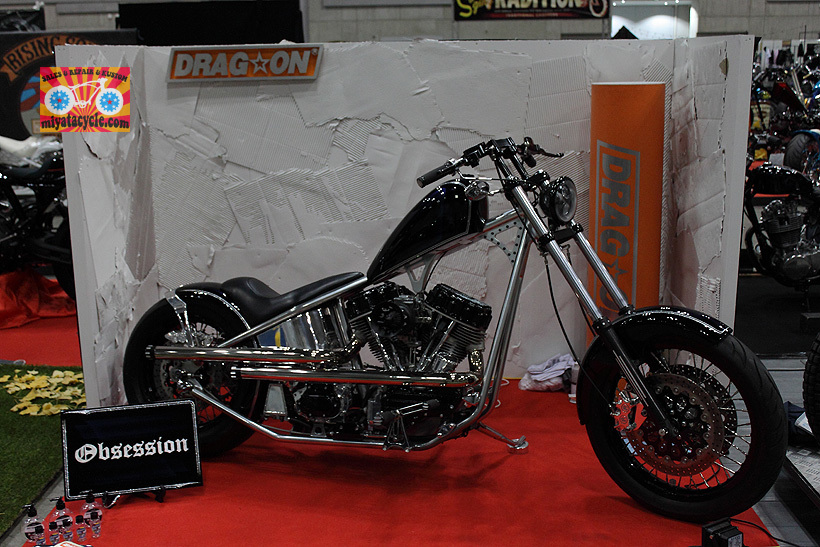 『 26th YOKOHAMA HOT ROD CUSTOM SHOW 』エントリーのモーターサイクル 1_e0126901_12402558.jpg