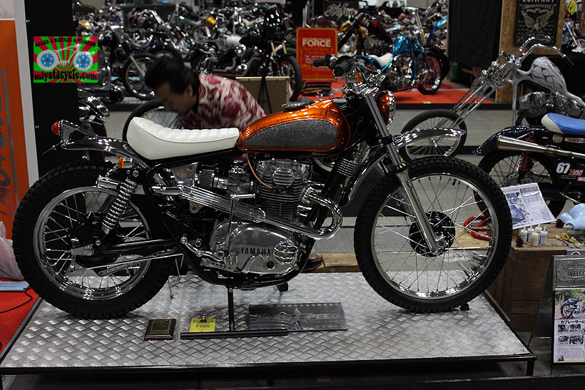 『 26th YOKOHAMA HOT ROD CUSTOM SHOW 』エントリーのモーターサイクル 1_e0126901_12402841.jpg