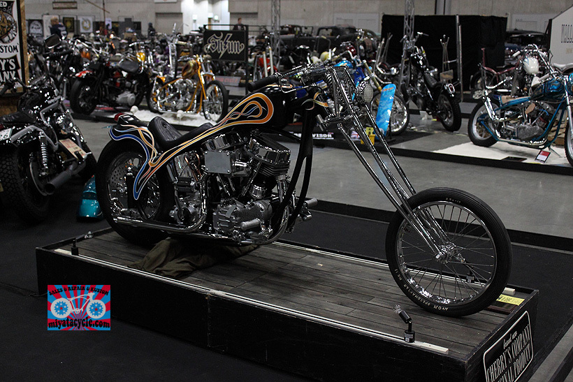 『 26th YOKOHAMA HOT ROD CUSTOM SHOW 』エントリーのモーターサイクル 1_e0126901_12403233.jpg