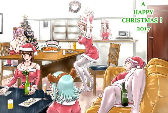 師走からのクリスマス_f0235201_02425935.jpg