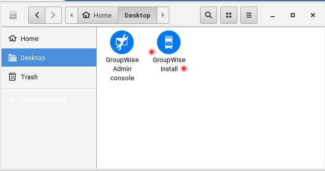 GroupWise 2014 R2 SP1 の SLES12 へのインストール(一部不具合あり)_a0056607_10314019.jpg
