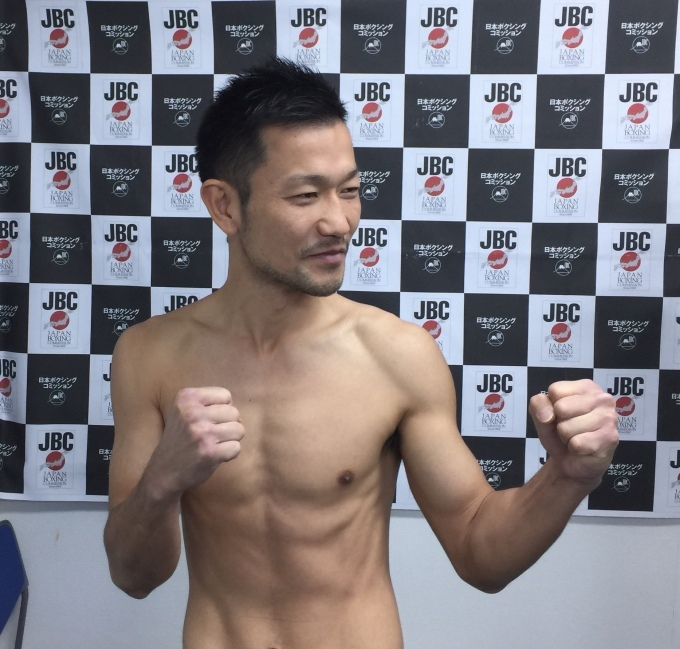 12/23 Gっさん、計量👍       ボクシング計量 大阪|難波_d0137112_15055775.jpeg