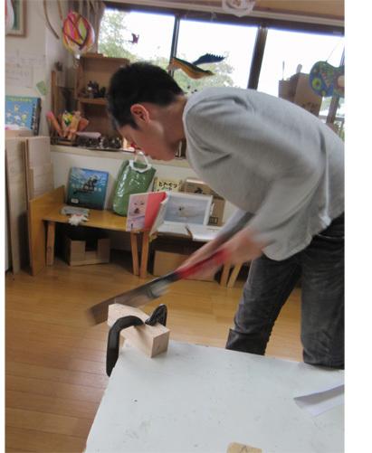 木工月間  小学生クラス(上高野・比良)_f0211514_19030906.jpg