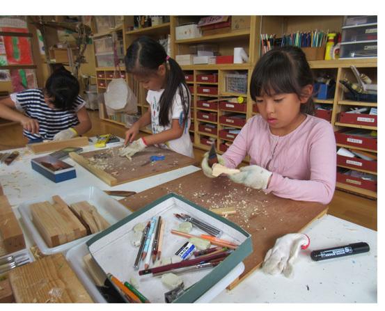 木工月間  小学生クラス(上高野・比良)_f0211514_19033599.jpg