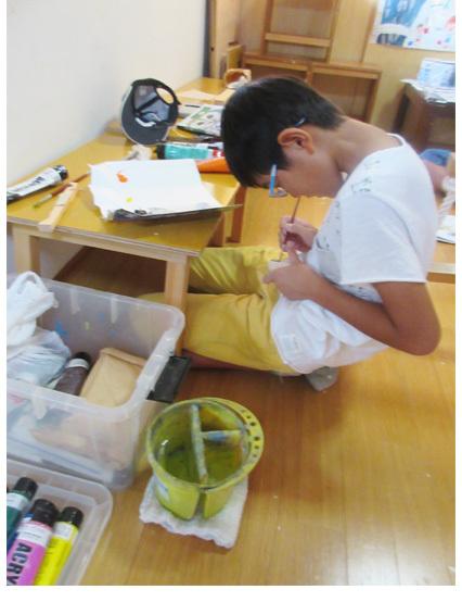 木工月間  小学生クラス(上高野・比良)_f0211514_19161641.jpg