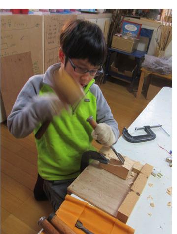 木工月間  小学生クラス(上高野・比良)_f0211514_19464571.jpg