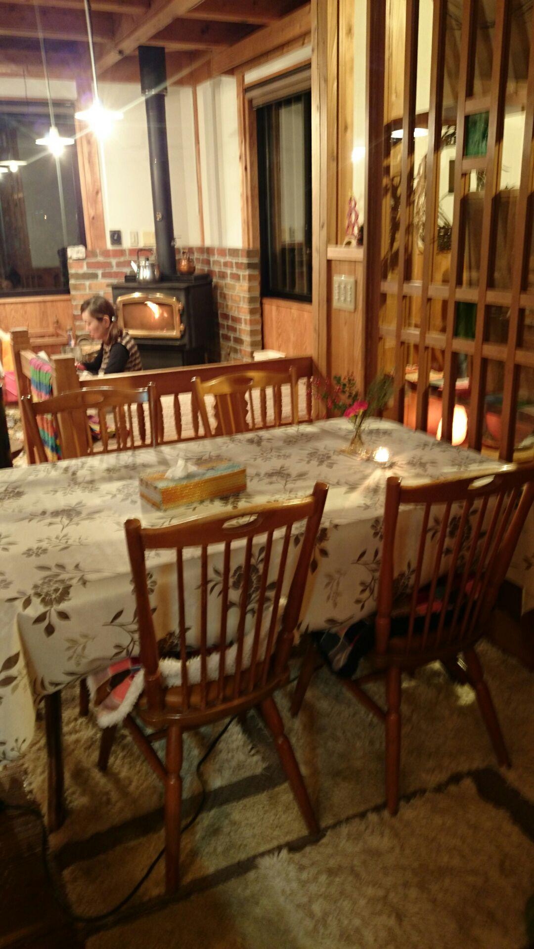 クリスマスイブの夜は_d0180229_18544374.jpg