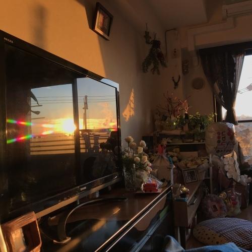 空が優しい光になって降り注いでくれた日_b0307951_21355620.jpg