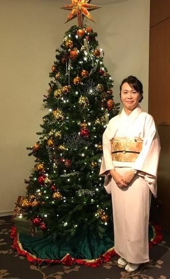 クリスマス会・お誕生日のお客様・今年も有難うございました_f0181251_1602029.jpg