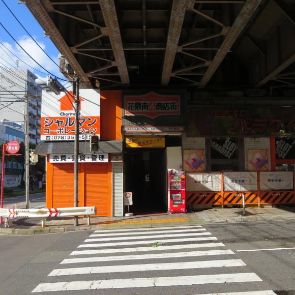 モトコー3くらいから西へ歩きましたよという記事 神戸市_c0001670_21160495.jpg