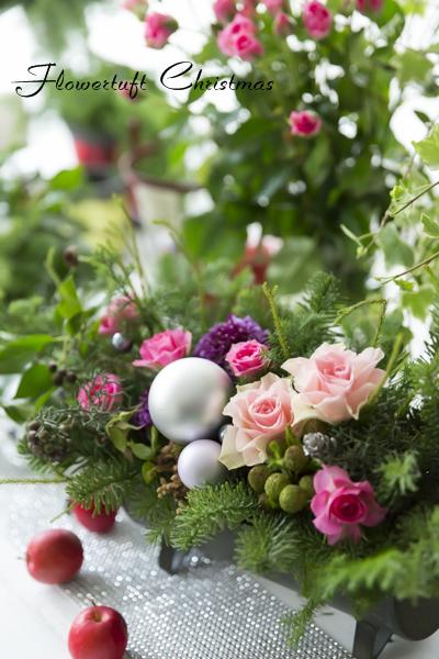 クリスマスレッスンとクリスマスティ_c0137872_19303658.jpg